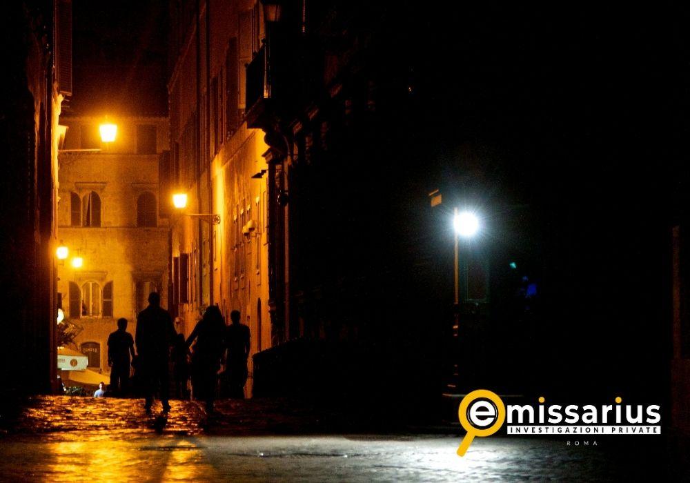 investigatore privato roma atti vandalici